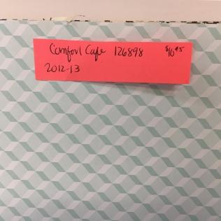 126898-Comfort Café, 2012-13 AC