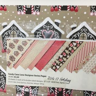 141981-Candy Cane Christmas, 2010-11 HC