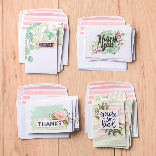 Notes of Kindness cards